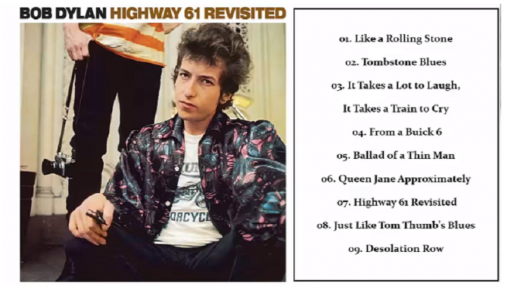 """Album Review: """"Highway 61 Revisited"""" by Bob Dylan 