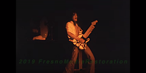 Watch Van Halen's First World Tour