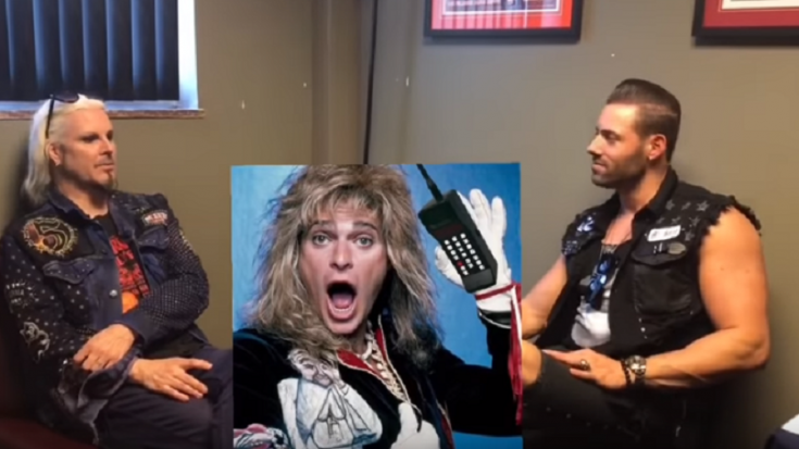 David Lee Roth To Release Album He Wrote With John 5 Way Back In 2014 | Society Of Rock Videos