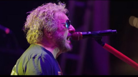 Sammy Hagar Has Released A New Short Movie