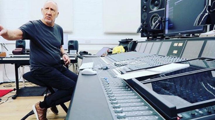 "Pete Townshend: ""They've literally exhausted the possibilities of the guitar."" 