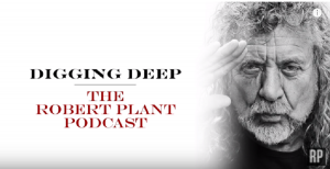 Robert Plant Announced Vinyl Singles Box Set Based On His Podcast