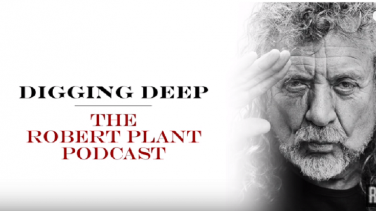 Robert Plant Announced Vinyl Singles Box Set Based On His Podcast | Society Of Rock Videos