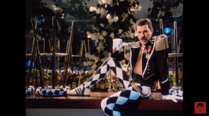 "Watch Remastered Video Of Freddie Mercury's ""Living On My Own"""
