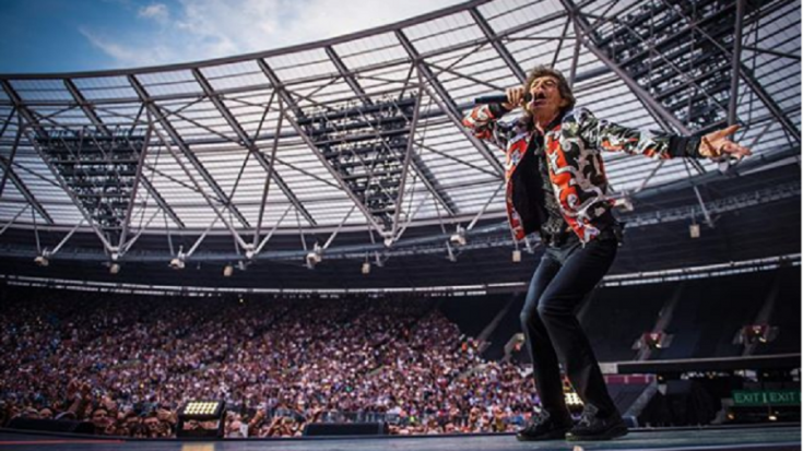 Mick Jagger Thought He'd Retire From Rock n' Roll In His 60s
