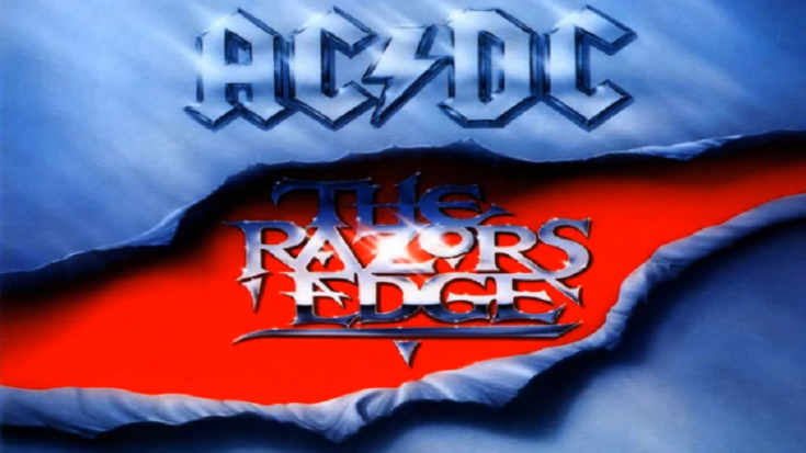 "Album Review: ""The Razor's Edge"" By AC/DC 