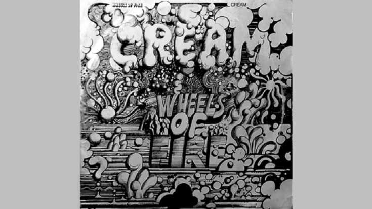 """Album Review: """"Wheels Of Fire"""" by Cream 
