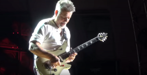 Van Halen Hiatus Because Of Health Issues