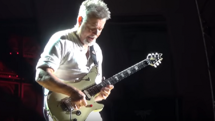 Van Halen Hiatus Because Of Health Issues | Society Of Rock Videos
