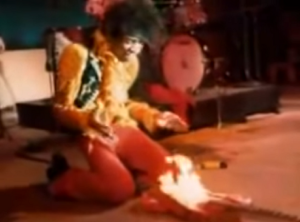"Steve Miller On Jimi Hendrix's Burning Guitar Stunt: ""That Was Pathetic."""
