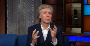 "Paul McCartney Talks Dreaming About John Lennon And Writing ""Yesterday"""