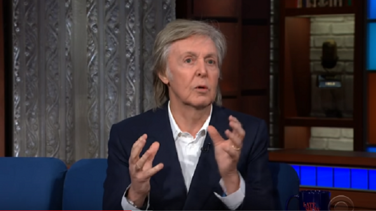 """Paul McCartney Talks Dreaming About John Lennon And Writing """"Yesterday"""" 