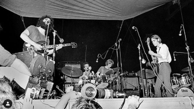 The 7 Psychedelic Songs From The Grateful Dead | Society Of Rock Videos