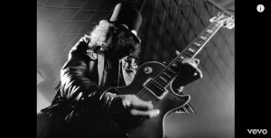 Guns N' Roses '80s Video Hits 1 Billion Views on YouTube