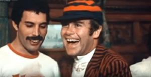 Elton John Recalls How Freddie Mercury Teased Him At Live Aid