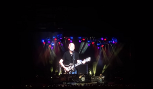 "Peter Frampton Covers ""While My Guitar Gently Weeps"" To Close Final Tour"