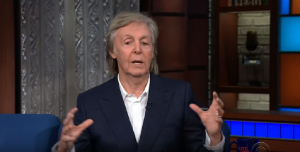 "Paul McCartney Talks About The Beatles ""Scream"" And Being Knighted By The Queen"