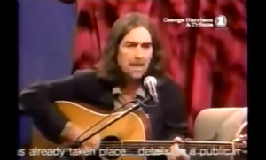 Revisit The Last Interview And Performance Of George Harrison