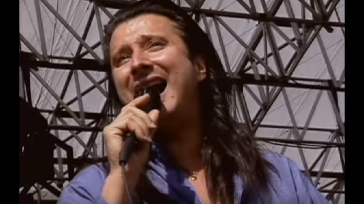 The Last Performance Of Steve Perry With Journey | Society Of Rock Videos
