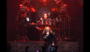 The Last Performance Of Ronnie James Dio