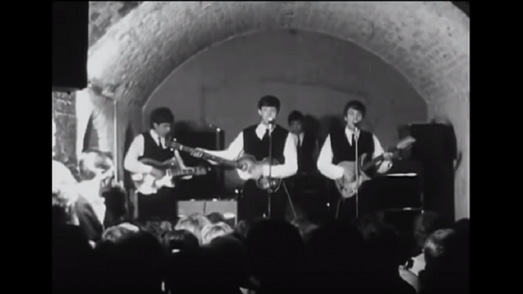 A Look Back At The Beatles' First Concert | Society Of Rock