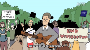 Paul McCartney Stars In An Anti-Animal Cruelty Music Video