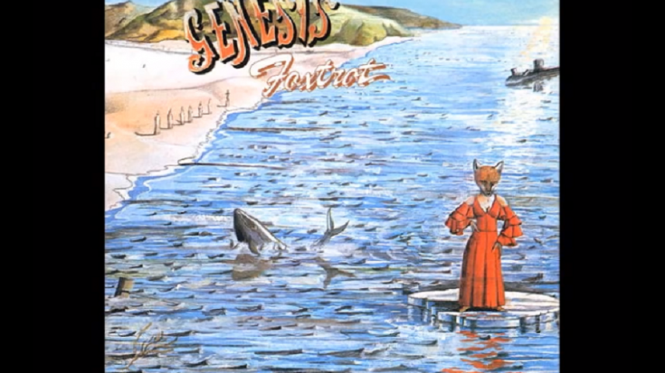 "Album Review: ""Foxtrot"" By Genesis"