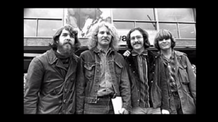 "The Story Behind ""Proud Mary"" by CCR"