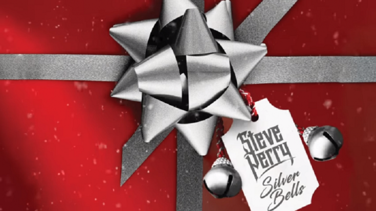 """Steve Perry Releases New Music For The Holidays, """"Silver Bells"""" 