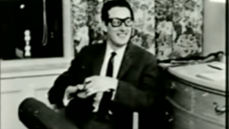 The Last Live Performance Of Buddy Holly | Society Of Rock Videos