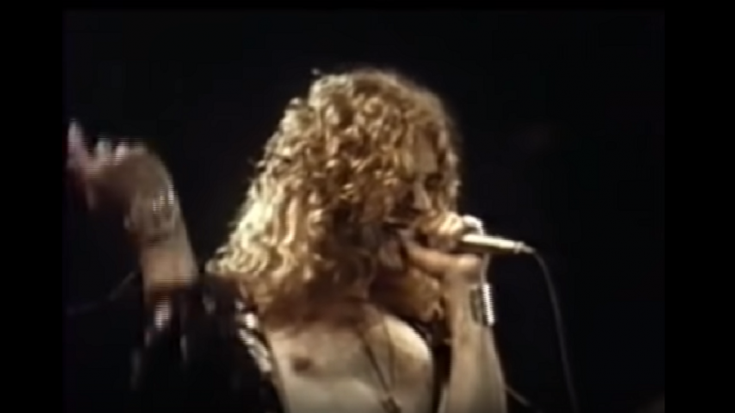 """Robert Plant """"Can't Relate"""" To """"Stairway To Heaven"""" Contribution Anymore"""