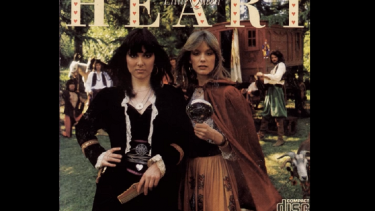 """Album Review: """"Little Queen"""" by Heart 