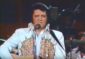 The Last Live Performance Of Elvis Presley