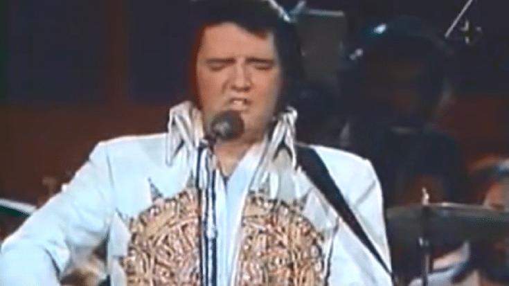 The Last Live Performance Of Elvis Presley