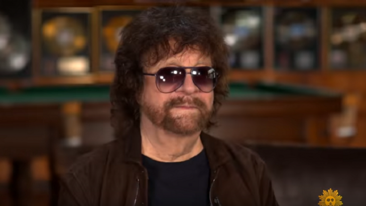 Jeff Lynne Surprised That He Is Touring Again | Society Of Rock Videos