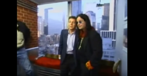 Relive The Moment Ozzy Osbourne Met Paul McCartney