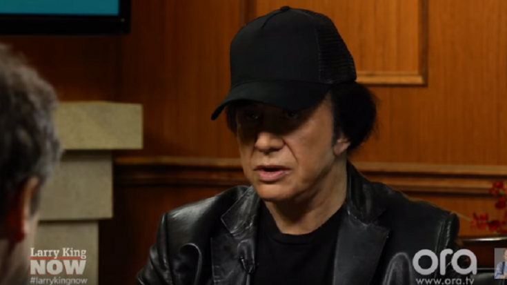 Watch Gene Simmons Talk About Retirement And Rock Music Today | Society Of Rock Videos