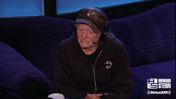Willie Nelson Shares His Songwriting Secret In The Howard Stern Show | Society Of Rock Videos