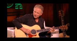 Watch Lindsay Buckingham Discuss His Guitar Playing Style