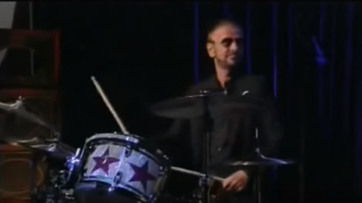 "Watch Ringo Starr Show How To Play ""Ticket To Ride"", ""Come Together"", and ""Back off Boogaloo"" 