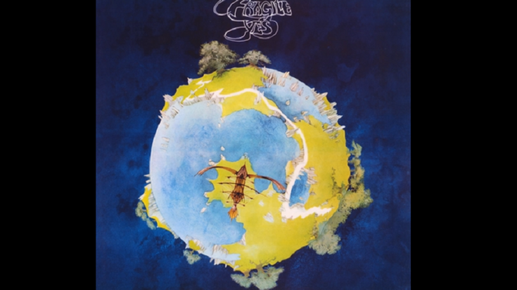 """Album Review: """"Fragile"""" By Yes 