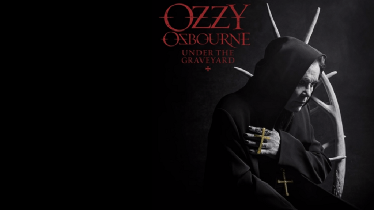 """Ozzy Osbourne Releases First Single From New Album – Listen To """"Under The Graveyard"""" 