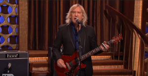 Joe Walsh Talks About Channeling George Harrison