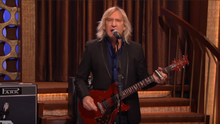 Joe Walsh Talks About Channeling George Harrison   Society Of Rock Videos