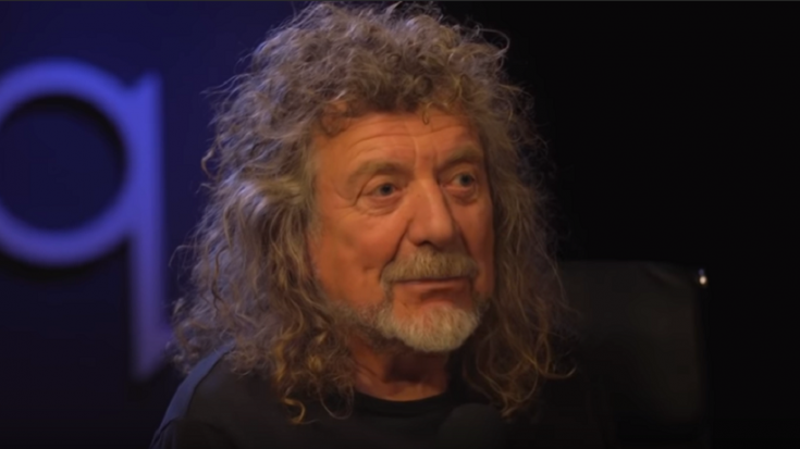 Robert Plant Already Has 40 Instrumental Tracks For Possible LP | Society Of Rock Videos