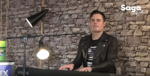 "Watch Marc Martel Cover ""Somebody To Love"" By Queen"