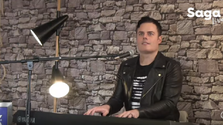 "Watch Marc Martel Cover ""Somebody To Love"" By Queen 
