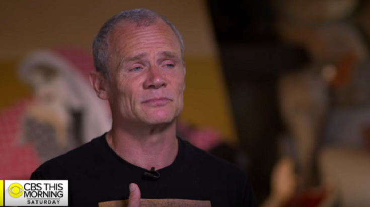 Watch Flea Talk About His Memoir And His Childhood