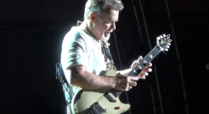 Eddie Van Halen Released From Hospital