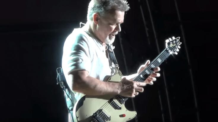 Eddie Van Halen Released From Hospital   Society Of Rock Videos